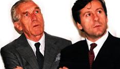 Paul Watzlawick e Giorgio Nardone